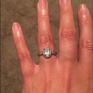 GENUINE Pandora 925 silver ring
